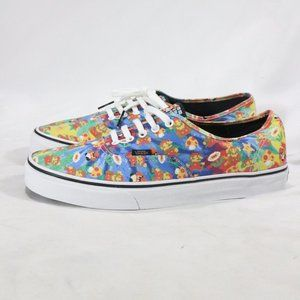 VANS Authentic Nintendo Super Mario Bros Tie-Dye
